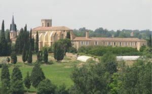 Rêveries Gasconnes Abbaye_de_Boulaur_-_Francetitle