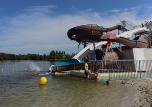 Rêveries Gasconnes Base de loisirs de Saramontitle